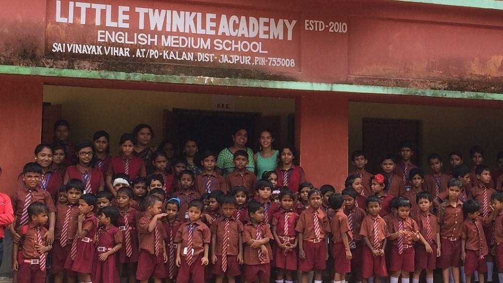 Little Twinkle Academy, India