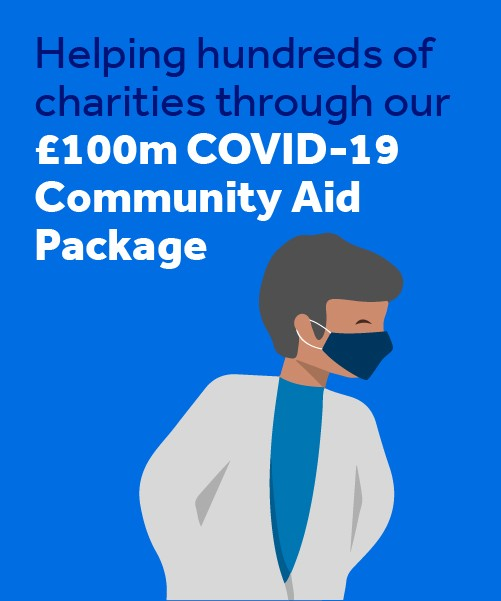 £100million COVID-19 community aid package