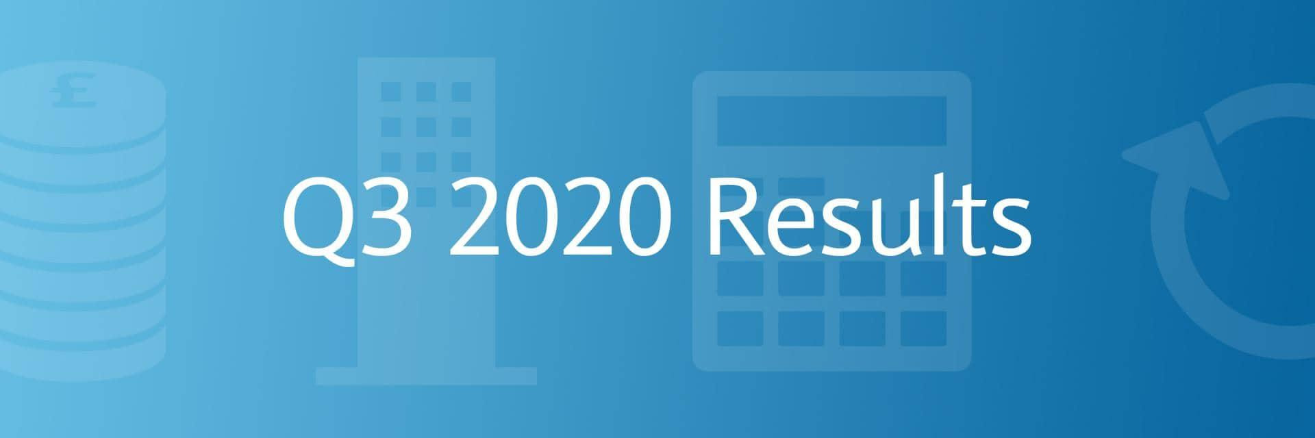 Barclays Q3 Results 2020