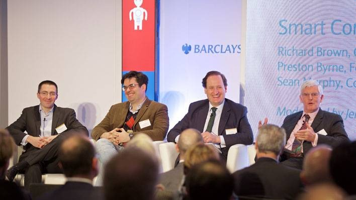Barclays digital conference guest speakers