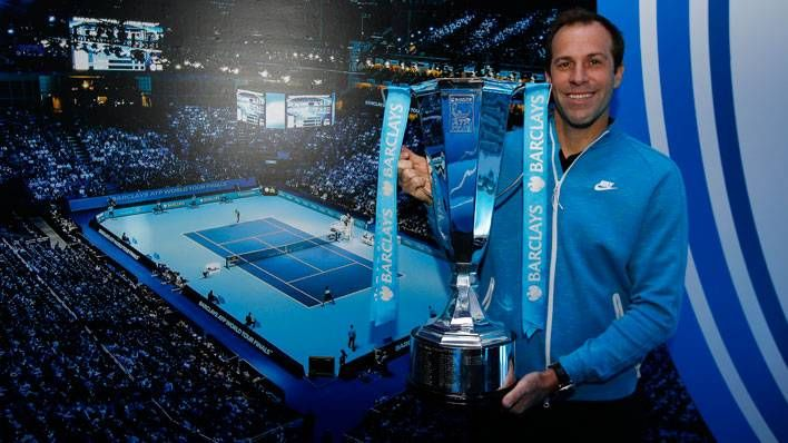 Greg Rusedski Barclays ATP world tour finals