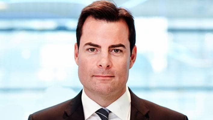 Steven Cooper, Personal Banking Chief Executive, Barclays