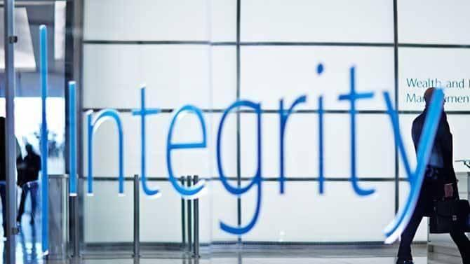 Barclays integrity