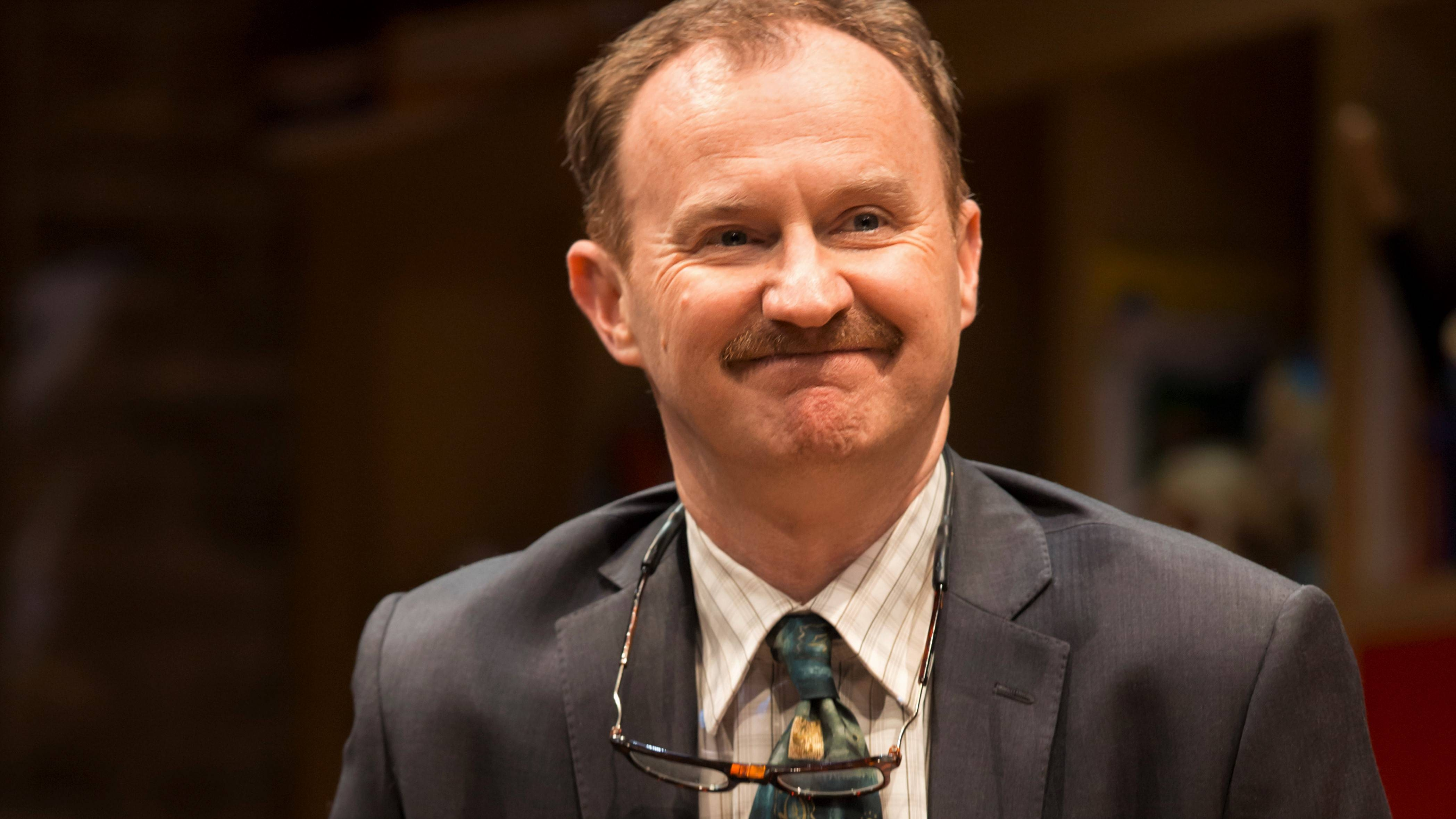 Mark Gatiss in The Vote
