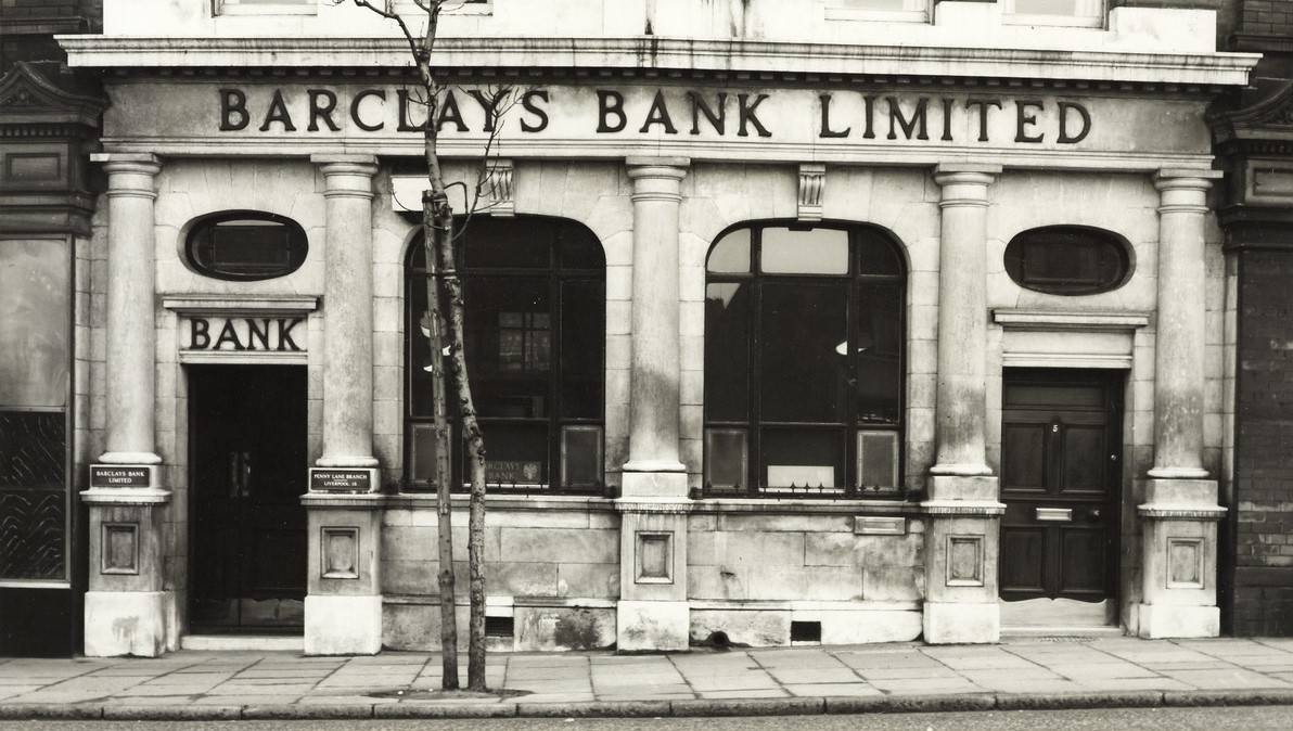 Barclays Bank Penny Lane, Liverpool