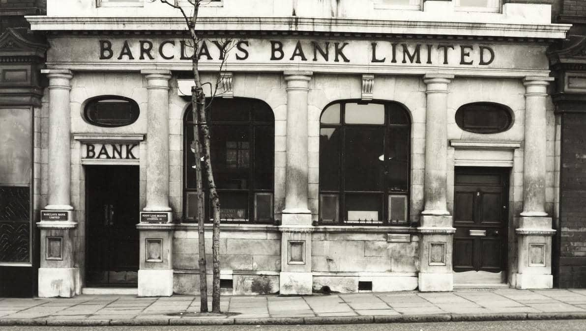 Barclays branch in Penny Lane, Liverpool
