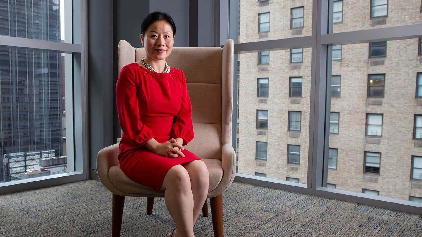 Jennifer Chen, Barclays, New York, Encore!