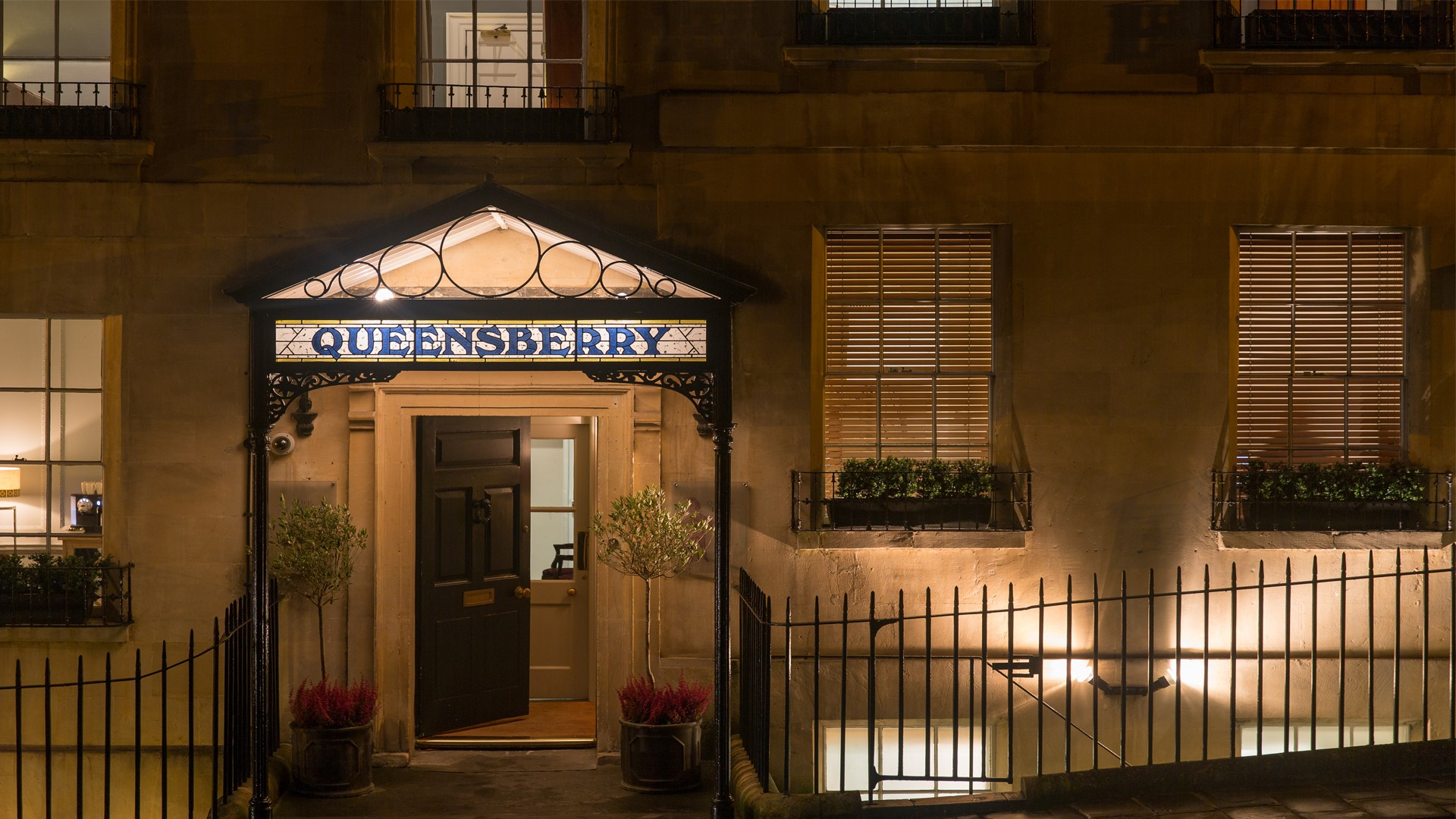 The Queensberry Hotel, Bath