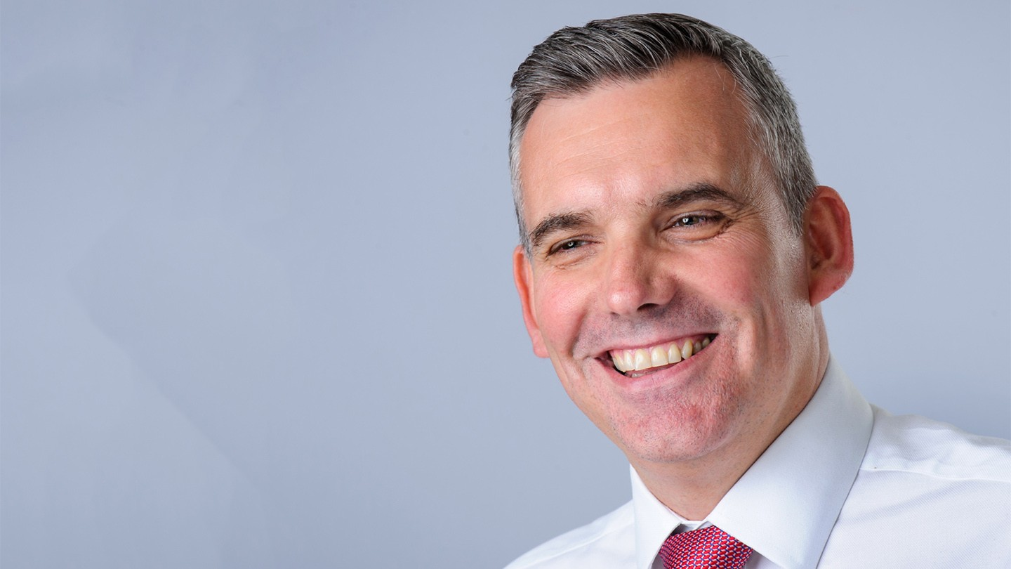 Headshot of Ian Workman, Barclays Co-Head SME Business Banking