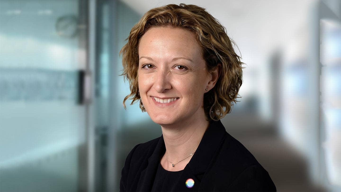 Hannah Bernard is Head of Barclays Business Banking