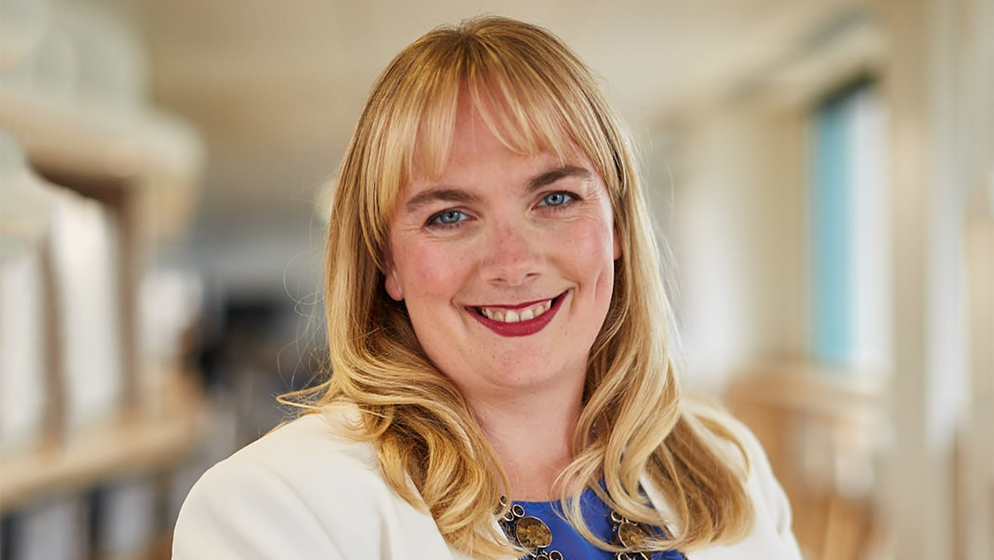 Headshot of Lydia Rainforth, Barclays Investment Bank