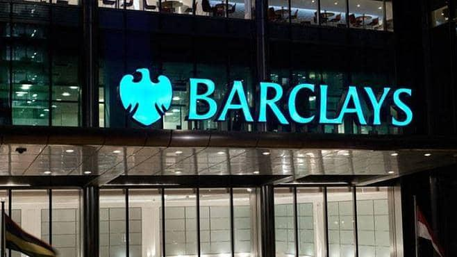 Barclays Q3 2017 results