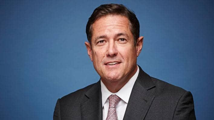 Barclays CEO Jes Staley