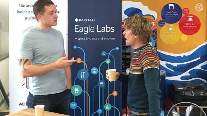 Barclays Eagle Lab - Brighton