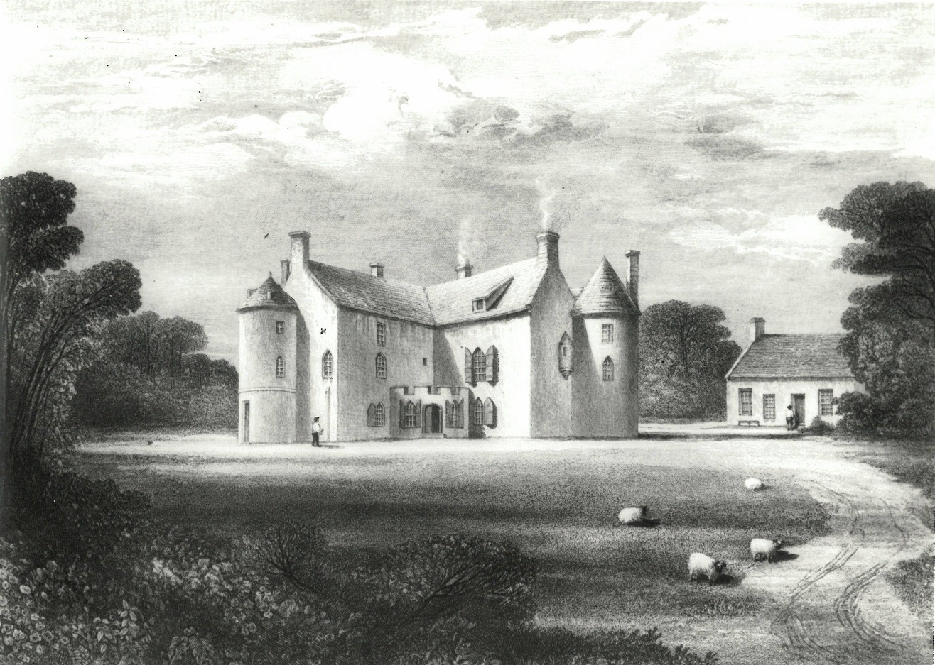 Barclay family home, Scotland